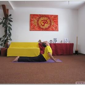 BHUJANGASANA - Postura Cobrei