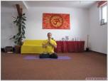 PADMASANA - Postura Lotusului - cu execuția lui Anjali Mudra