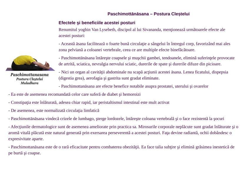Brosura Efecte si beneficii ale posturilor Yoga Landscape cu poze_32