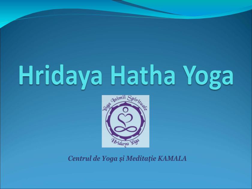 HRIDAYA HATHA YOGA_1